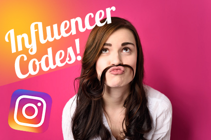 influencer-codes
